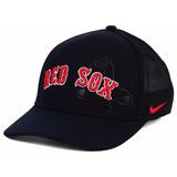 Nike Gorra Mlb Red Sox Boston Nts Sweet Spot Swooshflex M/l