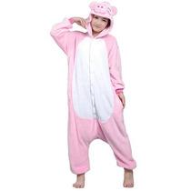Pijama Puerquito Cerdito Kigurumi Disfraz Adulto