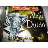 Alejo Duran 15 Exitos De Antologia