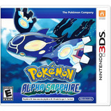 Pokemon Alpha Sapphire - Nintendo 3ds Fisico Nuevo Sellado