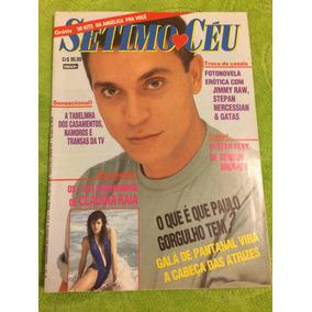 Sétimo Céu Paulo G Claudia R Dominó Angelica Magal Gerson B