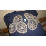 Carpetas Tejidas Al Crochet En Hilo