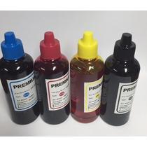 Tintas Para Epson, Canon, Brother, Hp Pack Por 4 Unidades
