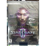 Juego Para Pc Fisico Starcraft Il Heart Of The Swarm Expansi