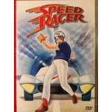 Dvd Speed Racer O Desafio Do Piloto Mascarado Orig. Lacrado.