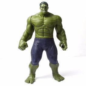 Boneco Avengers Vingadores O Incrível Hulk 30cm