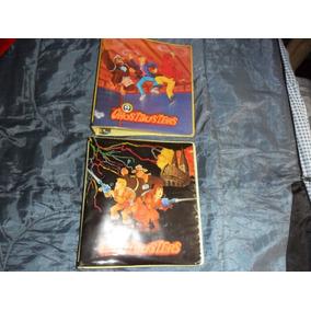 Cazafantasmas Ghostbusters 1986 Filmations Associates