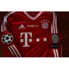 272a2aad26736 sale jersey bayern munchen manga larga final champions league ceced b8508
