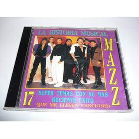 Grupo Mazz La Historia Musical Cd 1992 Envío Gratis!