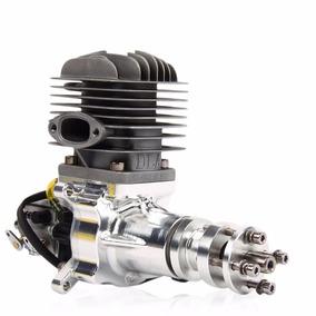Motor Gasolina Dla 32cc Com Vela, Muffla E Cdi Aeromodelos