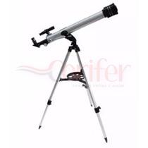 Telescópio 675x Azimutal 900mm E Objetiva 60mm Mod 60700