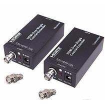 Extensor Hdmi Por Cable Coaxial 100m