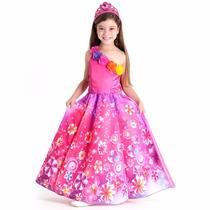 Fantasia Barbie Portal Secreto Luxo Tamanho G - Sulamerica