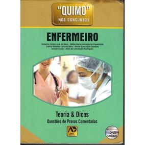Quimo Nos Concursos - Enfermeiro / Roberto Carlos Lyra Da