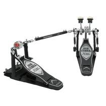 Pedal Duplo De Bumbo Tama Hp900pwn Acompanha Estojo