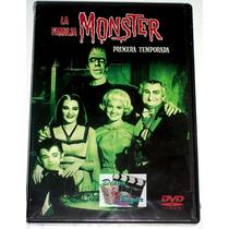La Familia Monster 1a Temporada 1 En Dvd!! Serie De Tv!! Op4