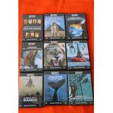 Coleção Dvds Discovery Channel - Documentários - 9 Dvds