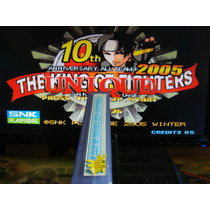 The King Of Fighters 2005 Unique Video Juego Arcade Neo Geo