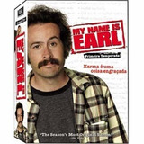 Box My Name Is Earl 1ª Temporada 4 Dvds