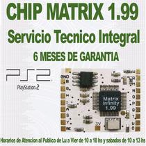 Chip Matrix 1,99 - Ps2 - Playstation 2 - Colocación Incluida