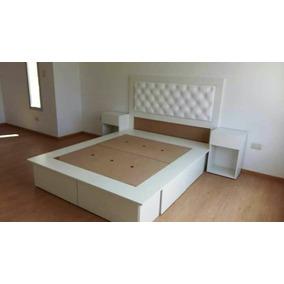 Juego de dormitorio camas en mercado libre argentina for Juego dormitorio matrimonial
