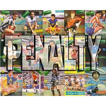 33 Revistas Virtuales Penalty Del Año 1989 En Formato .pdf