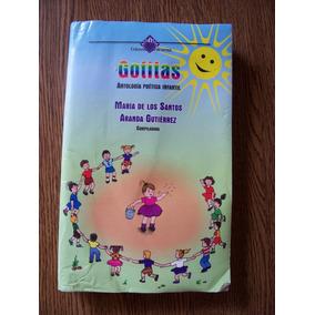 Gotitas-ant.poesía Infantil-ilust-au-maría De Los Santos-op4