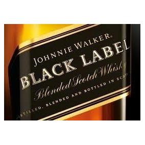 Oferton!! Whisky Johnnie Walker Black 750 Ml En Tucumán