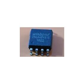 C1.204 Componente Ci Memória Eprom Winbond 25q64fvsig Virgem