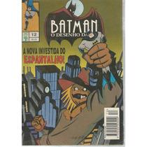 Batman O Desenho Da Tv 12 - Abril - Gibiteria Bonellihq Cx58