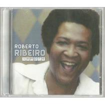 Cd Roberto Ribeiro Sempre Nei Lopes Som Livre 2012 Usado