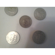 Monedas Conmemorativas De Mexico 86 Y 75 Aniversario De La