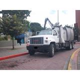 Limpieza De Tanquillas, Pozos Septicos Con Camion Vactor
