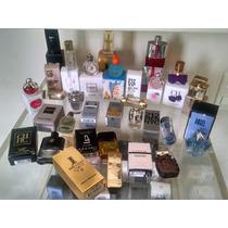Miniaturas Perfumes Importados Originais Vários Modelos