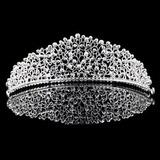 Tiara Coroa Arranjo Para Cabelo De Noiva Noivado Formatura