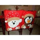 Forros De Sillas De Navidad Diseños Exclusivos!!!