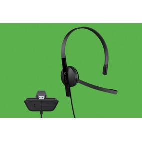 Acessório Saquinho Chat Headset Oficial Para Xbox One