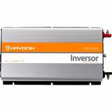 Inversor De Tensão Veicular Hayonik - 5000w - 12v Para 127v