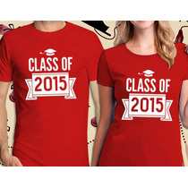 Playera Fin Clases Graduacion Personalizadas Class Of