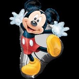 Globo Mickey O Minnie De 24 Pulgadas Calidad Oferta!!