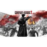 Company Of Heroes 2 - Pc - Steam Key Codigo Digital