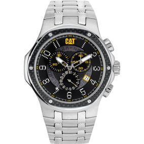Cat Watches Navigo Acero Chrono Suizo!! A514311111 Diego Vez
