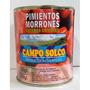 Pimientos Morrones Campo Solco X 800 Grs -