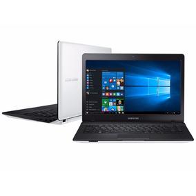 Notebook Samsung Essentials E32 Branco Ou Preto - P.entrega!