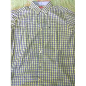 Se Vende Camisas Izod Importadas Talla 14/16 Para Adolecente