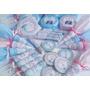 Candy Bar Frozen En Tonos Pastel Golosinas Personalizadas
