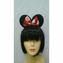 Tiara Da Minnie,kit Com 10unid