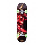 Skate Board Semi-pro Justice League Flash