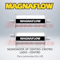 Silenciador Deportivo Magnaflow Camioneta 18 Largo 5 X8