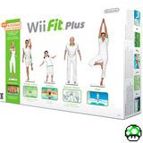Wii Fit Plus Con Juego Original Nintendo Wiifit Wiiu Nuevas